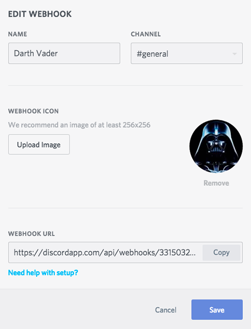 SWGOH Tools - Automatic Discord Game Updates